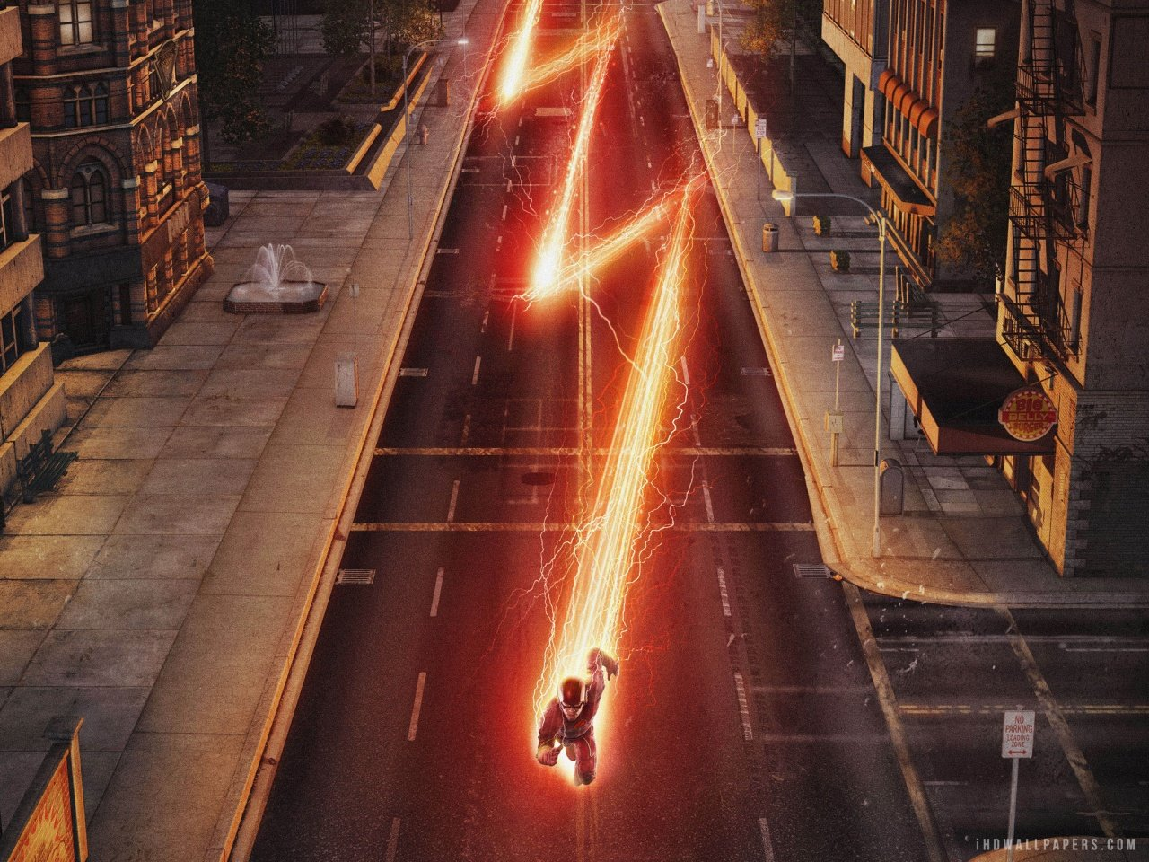 The Flash TV Series 2014 HD Wallpaper   iHD Wallpapers 1280x960