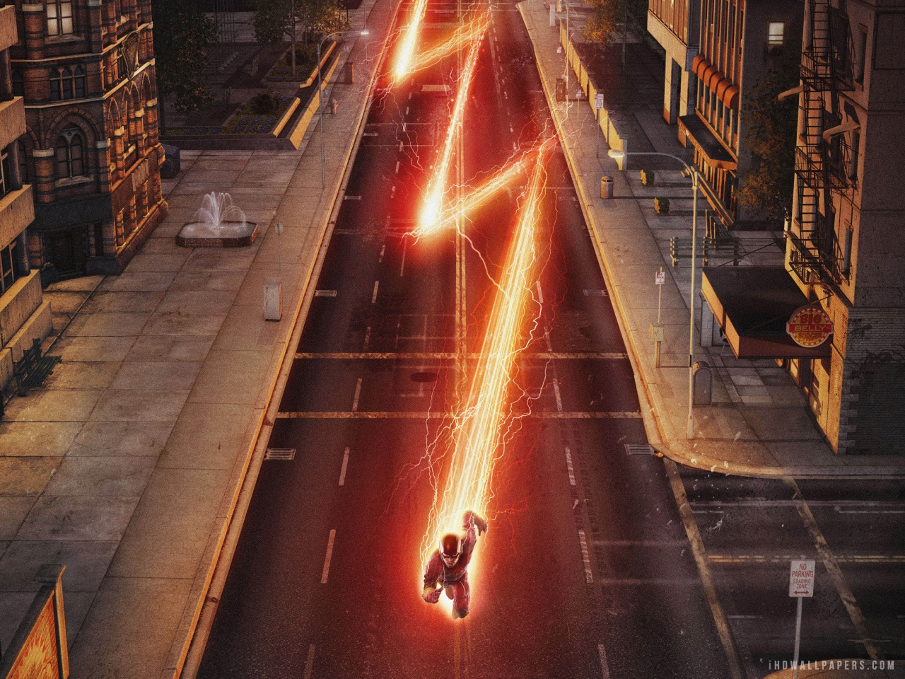 Free Download The Flash Tv Series 2014 Hd Wallpaper Ihd Wallpapers