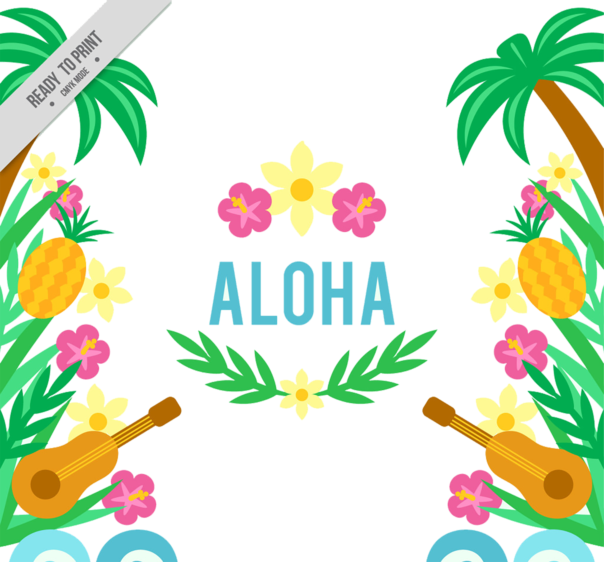 Aloha background clipart images gallery for download MyReal 2048x1904