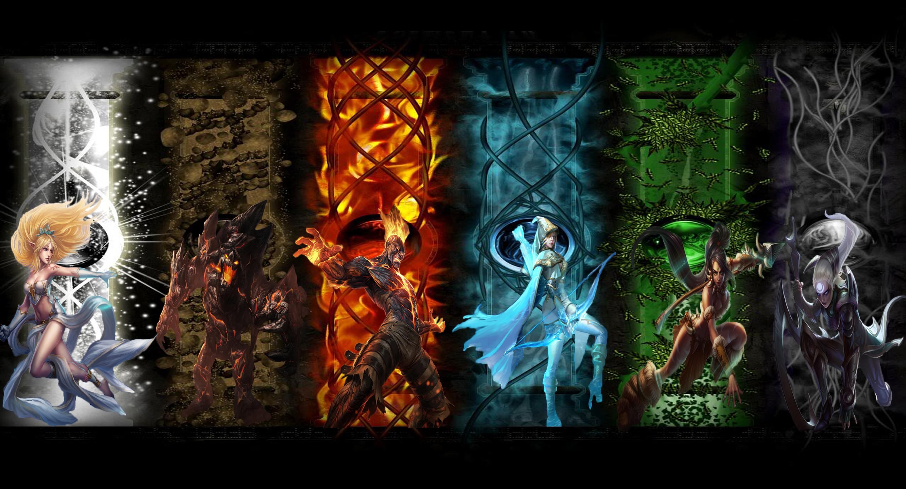 League of Legends Phone Wallpapers - WallpaperSafari