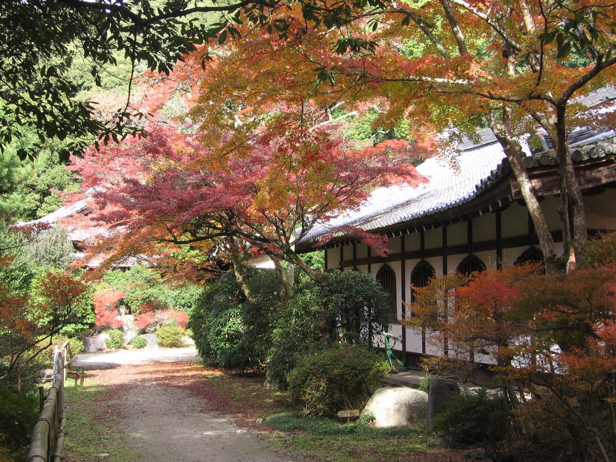 Japan Wallpapers and Images Japanese Temple Scenery Wallpapers 2048x1536