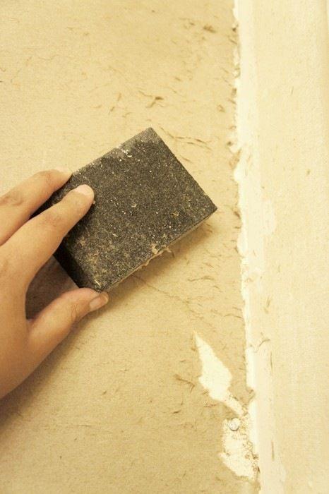 Wallpapers Diy Repair Drywall Diy Tutorials Removal Wallpapers 466x700