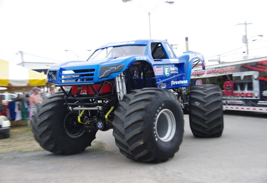 Bigfoot Monster Truck Wallpaper Bigfoot Monster Trucks 920x630
