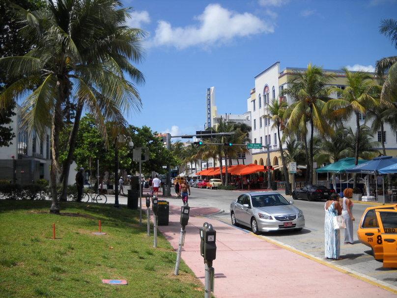 south beach miami en floride Wallpaper   ForWallpapercom 808x606