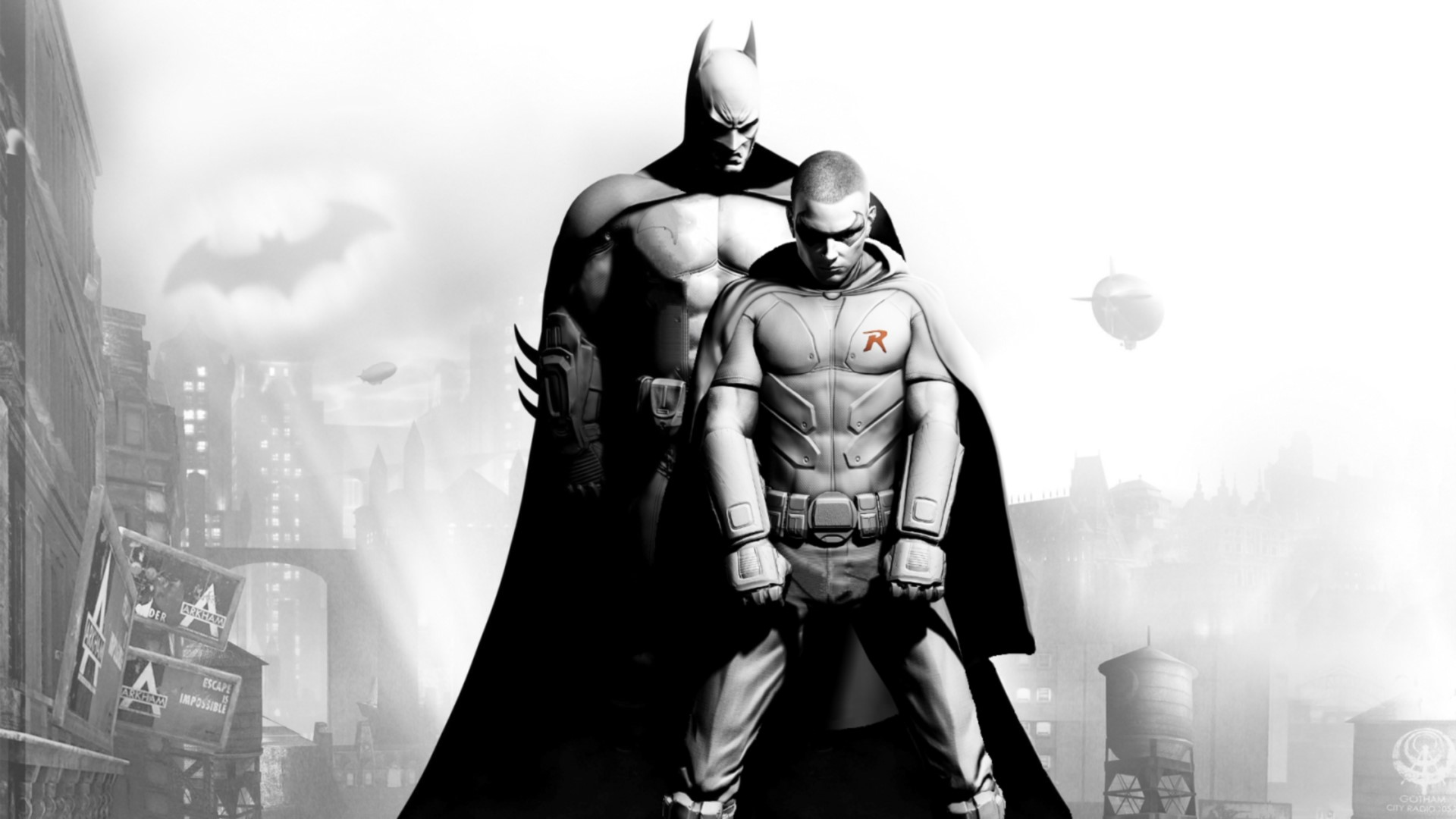 batman arkham city robin wallpaper i3 Art Of Wallpapers 1920x1080