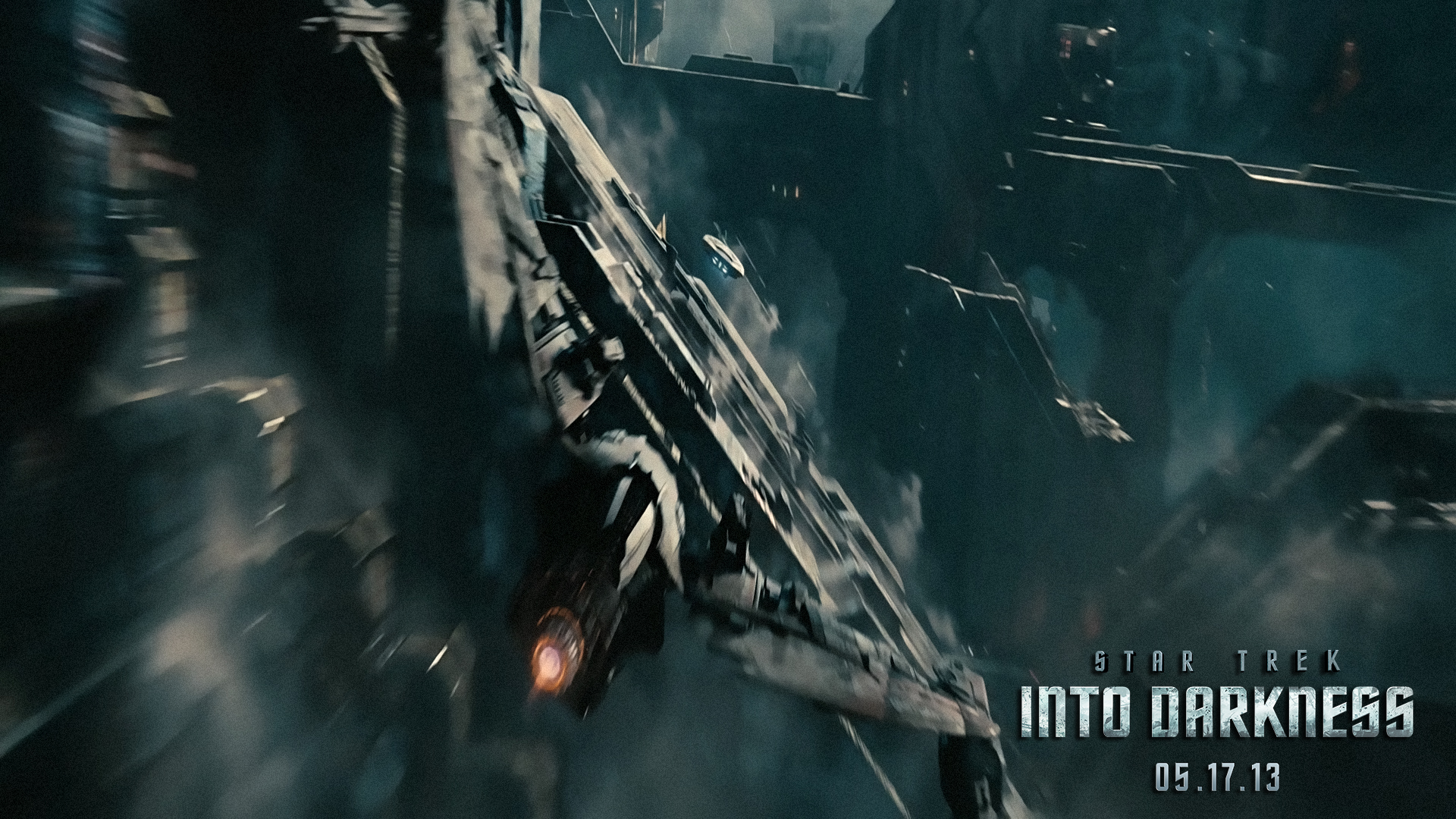 Free Download Star Trek Into Darkness Wallpapers And Theme For