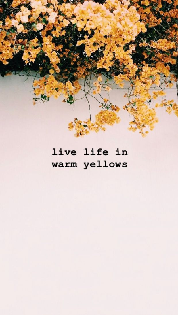Pin by ashtyn kiana marquez on the color of happy Yellow quotes 619x1093