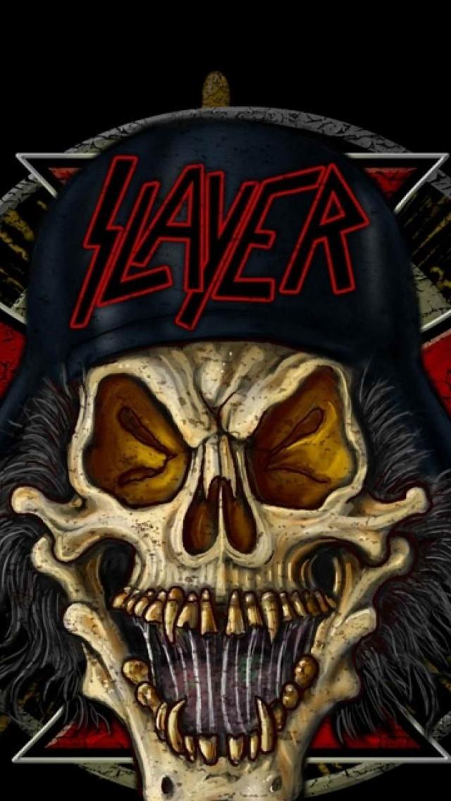 Slayer iPhone Wallpaper 640x1136