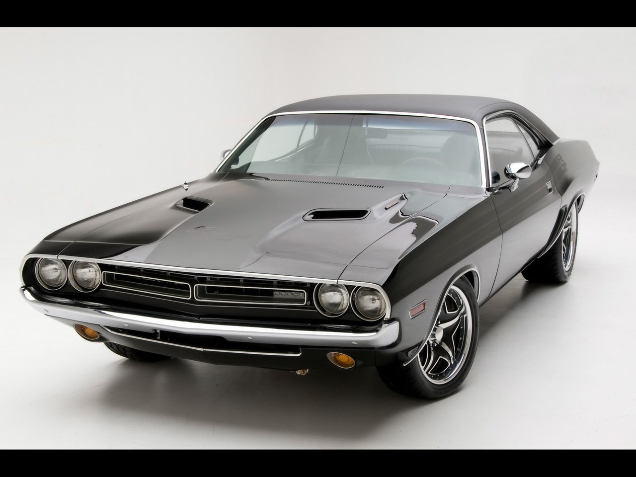 Dodge Challenger RT Muscle Car Wallpapers Widescreen Desktop 1280x960