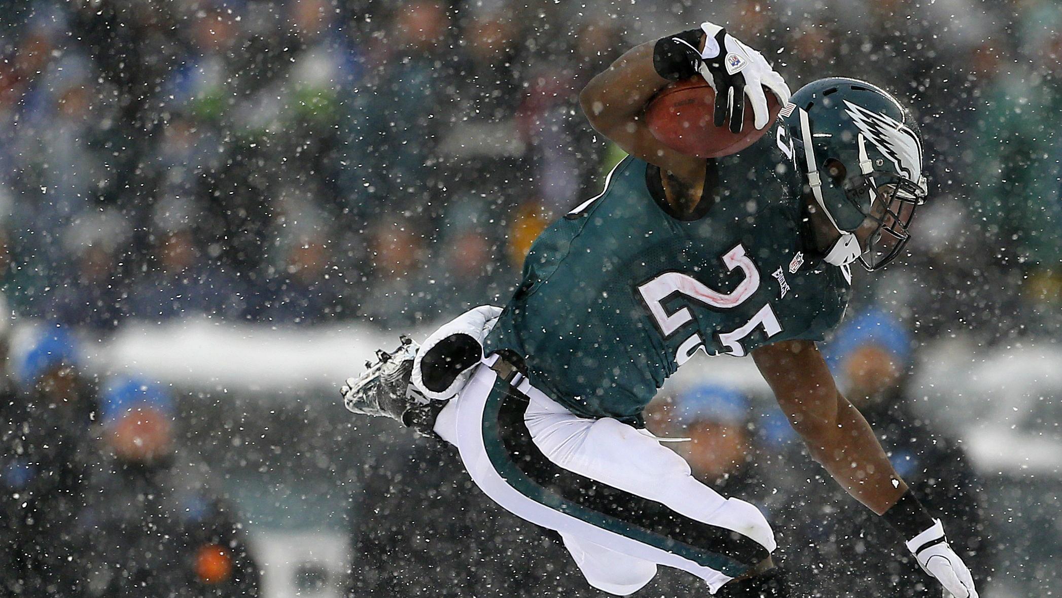 Lesean Mccoy Snow Wallpaper Philadelphia Ea...