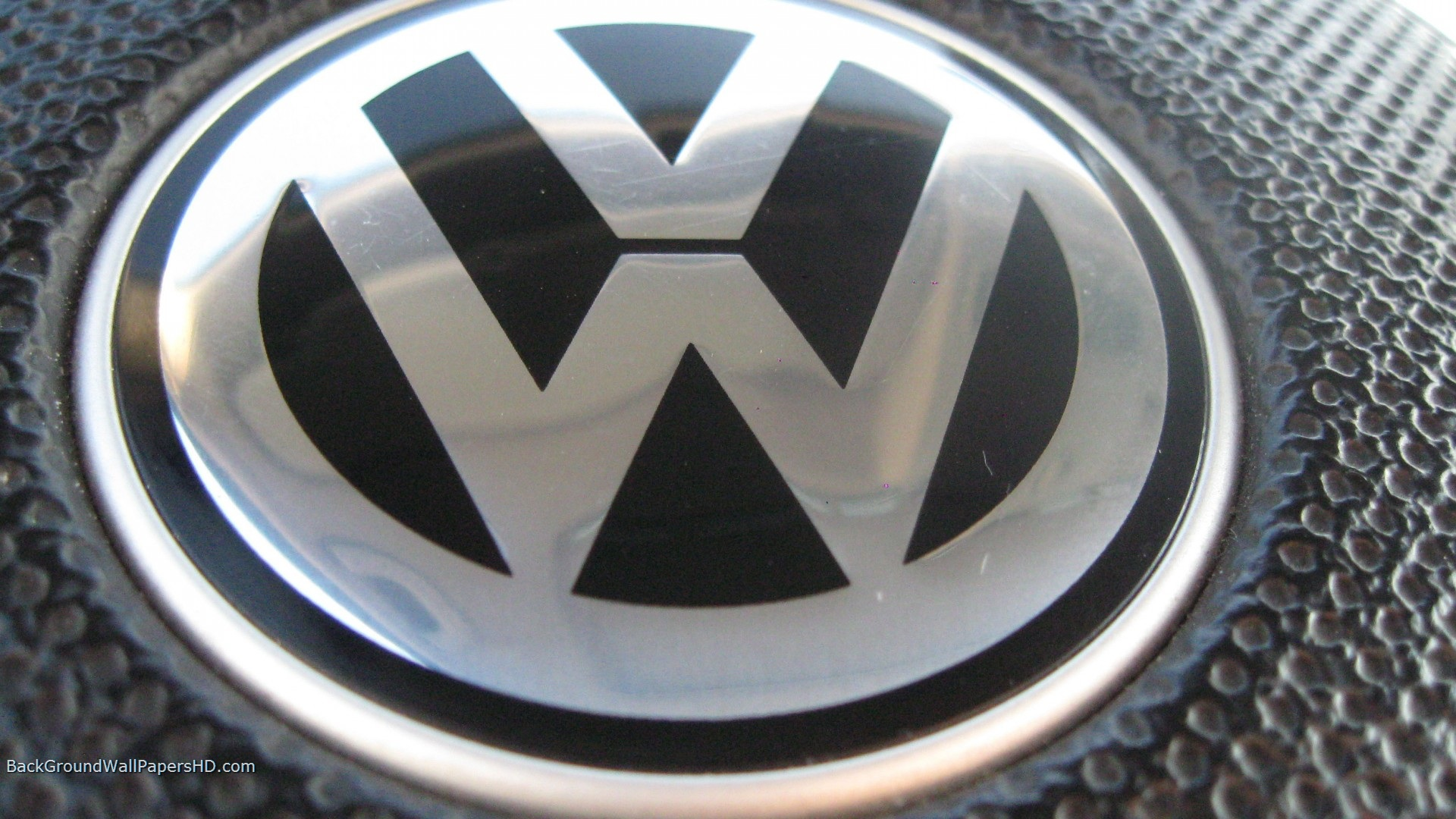 Volkswagen Logo Wallpaper  WallpaperSafari