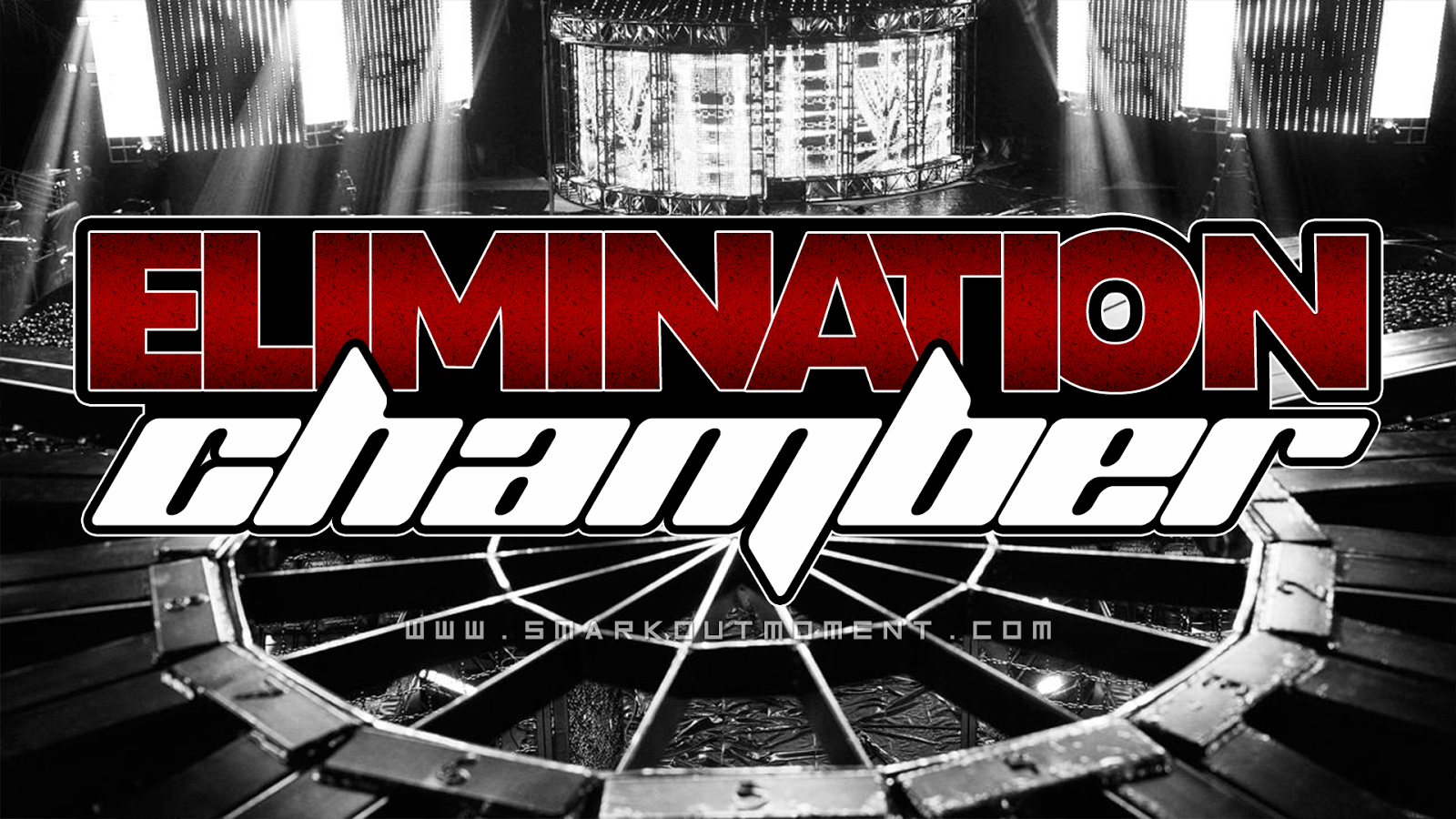 WWE Elimination Chamber PPV Wallpaper Posters and Logo 1600x900