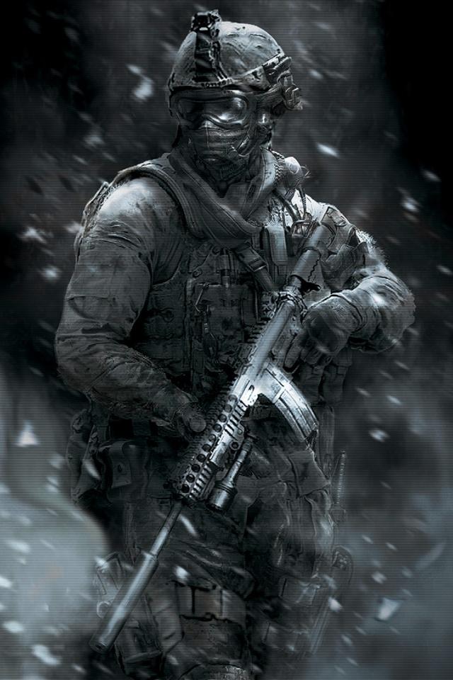 640x960 Call Of Duty Modern Warfare 3 cod community Iphone 4 640x960