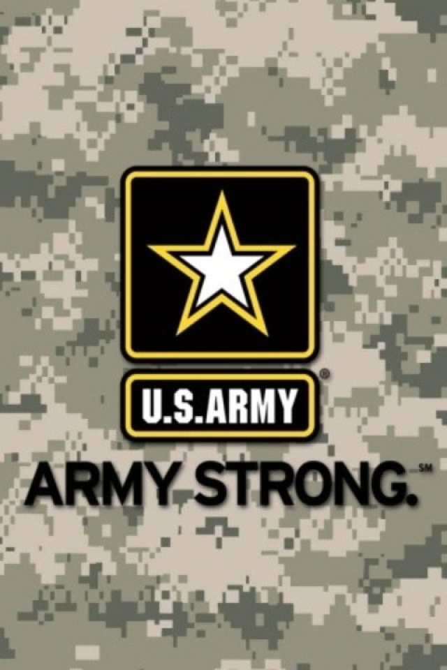 Us Army Strong Wallpaper Wallpapersafari