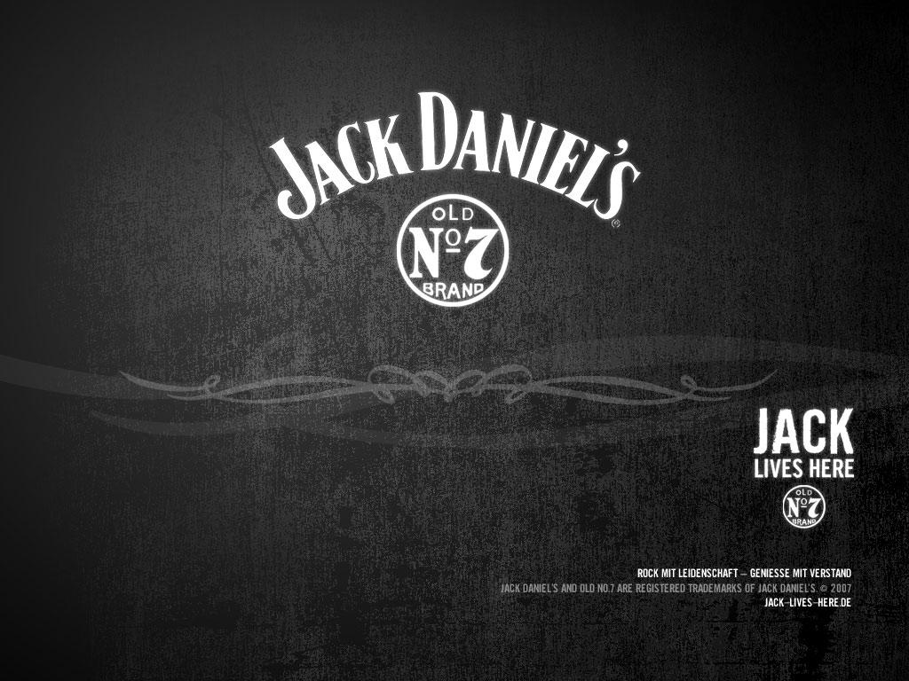 JACK DANIELS 1024x768 Jack Daniels Old No 7 HD Wallpaper Background 1024x768