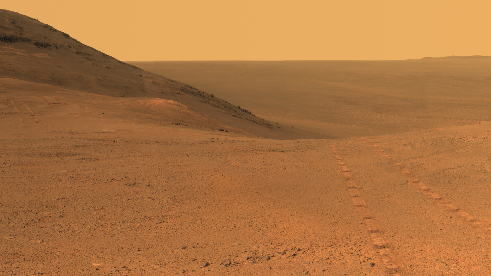 News Update on Opportunity Rover Recovery Efforts 1600x900