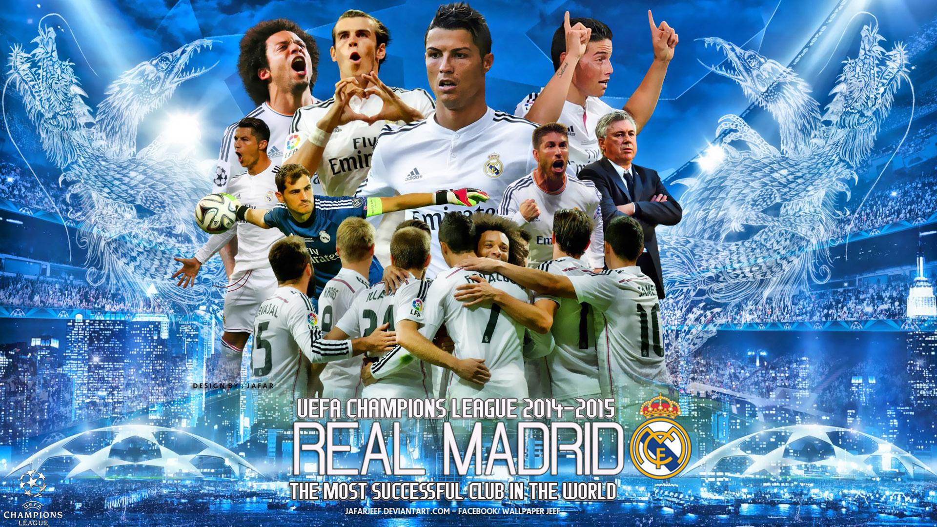 Wallpaper Real Madrid Vs Barcelona 2016