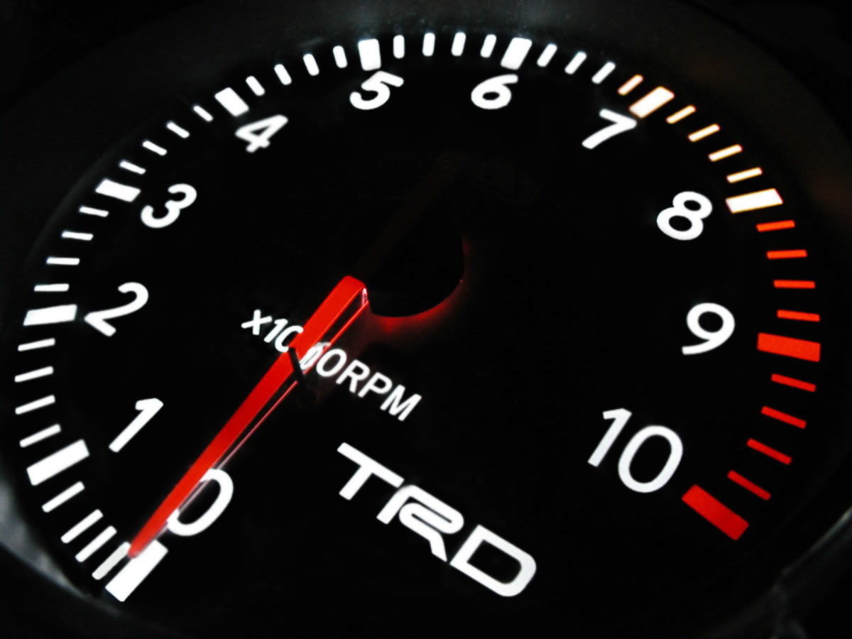 Thread Custom TRD Tach Wallpaper PICS 56k no no 1200x900