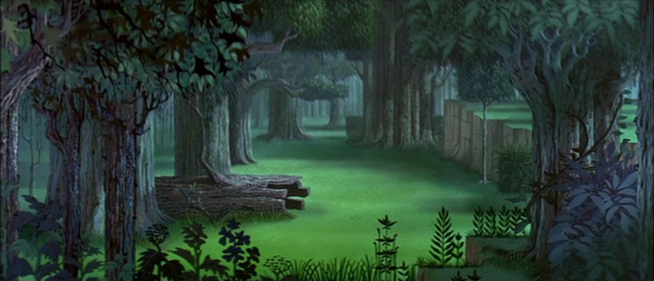 Empty Backdrop from Sleeping Beauty   disney crossover Image 29246076 1296x558