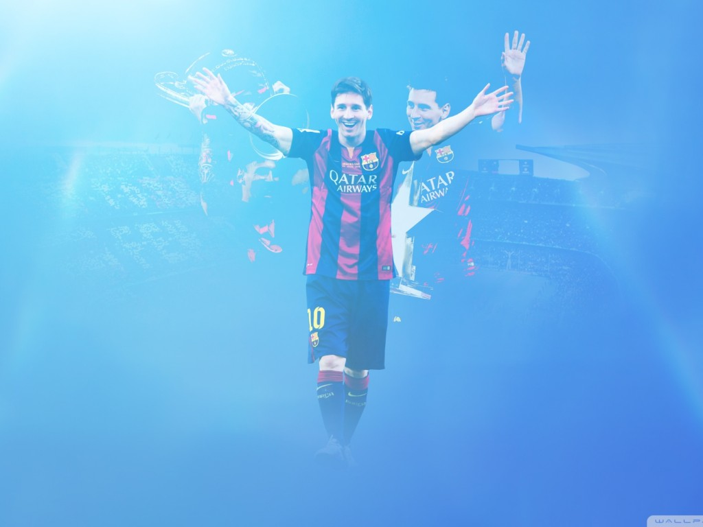 Cool Leo Messi 2015 Hd Wallpapers 1024x768