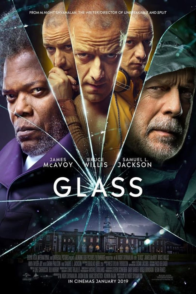 Glass Soundtrack List   Glass Soundtrack Poster Film 810x1215