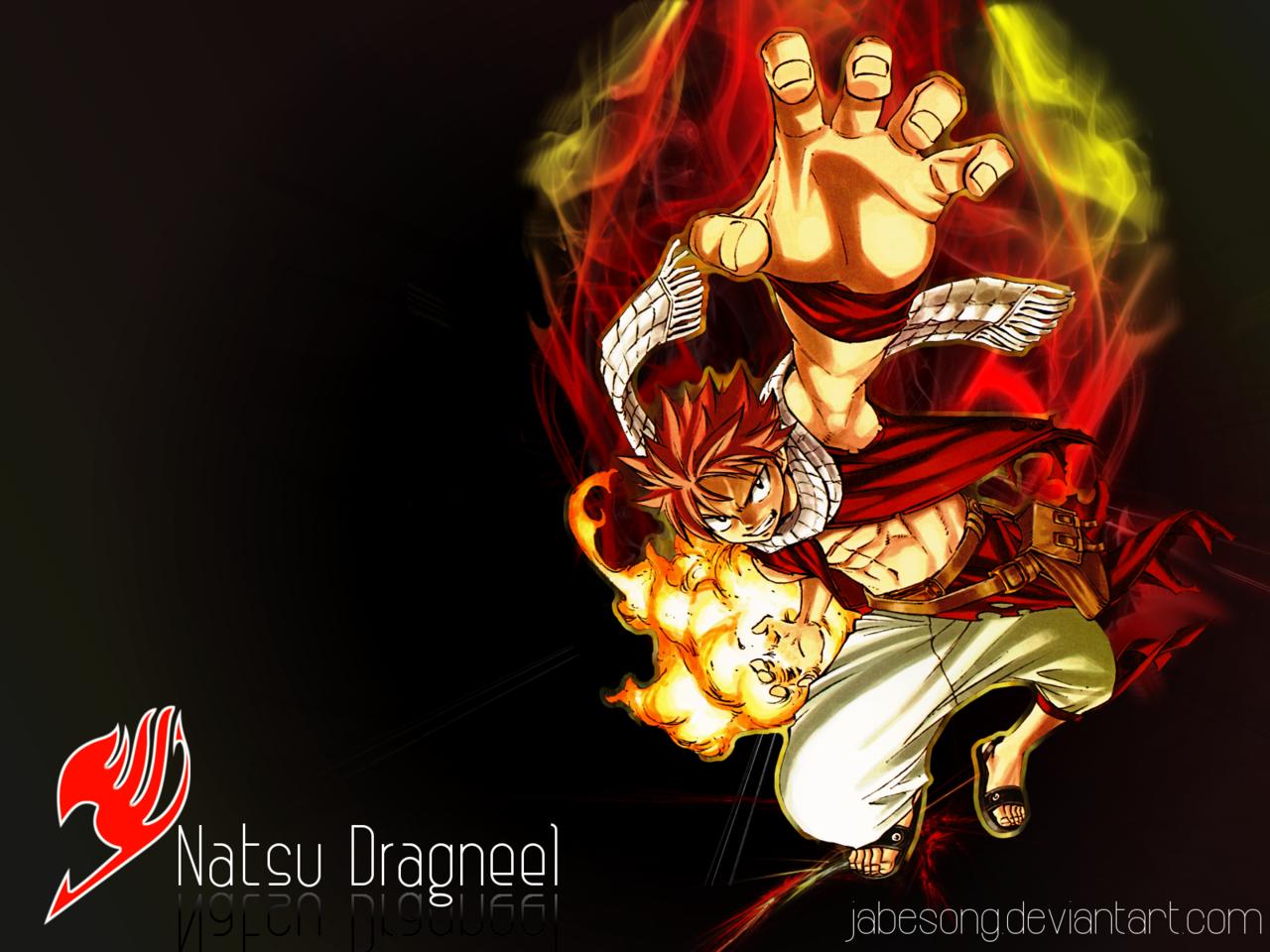 Natsu Wallpaper by jabesong 1280x960