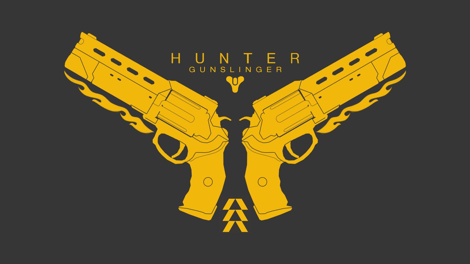 Destiny   Gunslinger by MorningWar 1920x1080