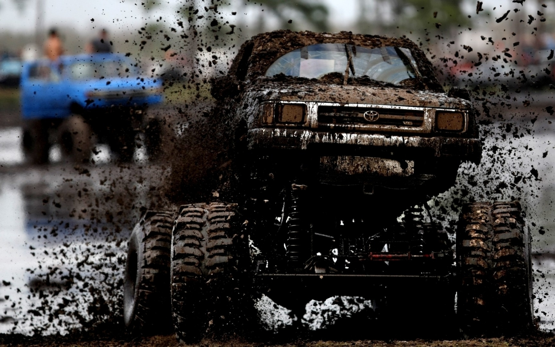 mud truck wallpapers for desktop - photo #30