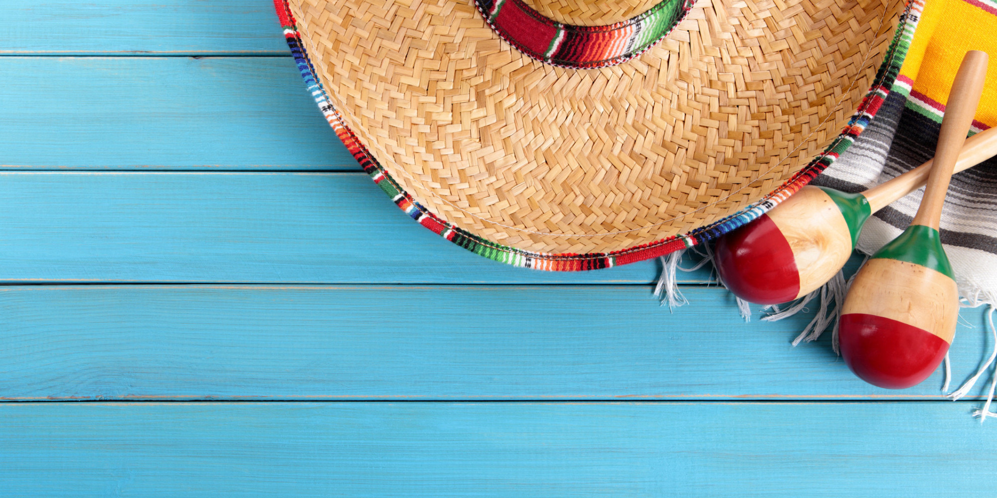How to Celebrate Cinco de Mayo Like a True Mexican HuffPost 2000x1000