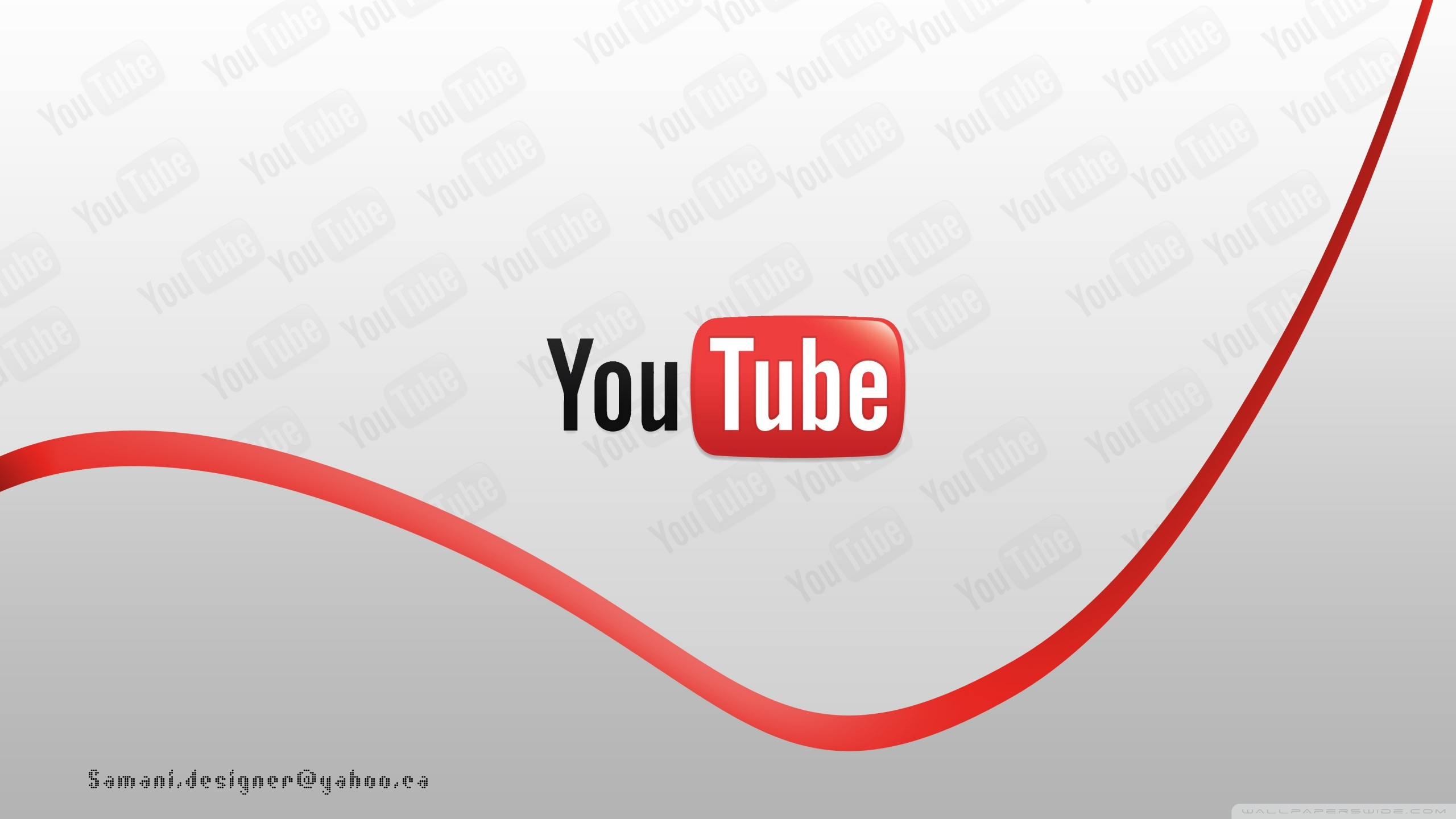 Youtube Wallpaper Wall4ever Picture How To Make A 2560 X 1440 Youtube 2560x1440