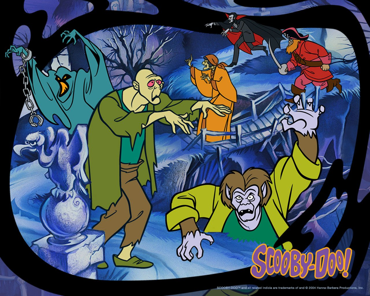 scooby doo wallpapers wallpapersafari