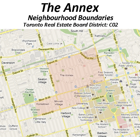 THE ANNEX REAL ESTATE HOMES FOR SALE IN THE ANNEX 570x557