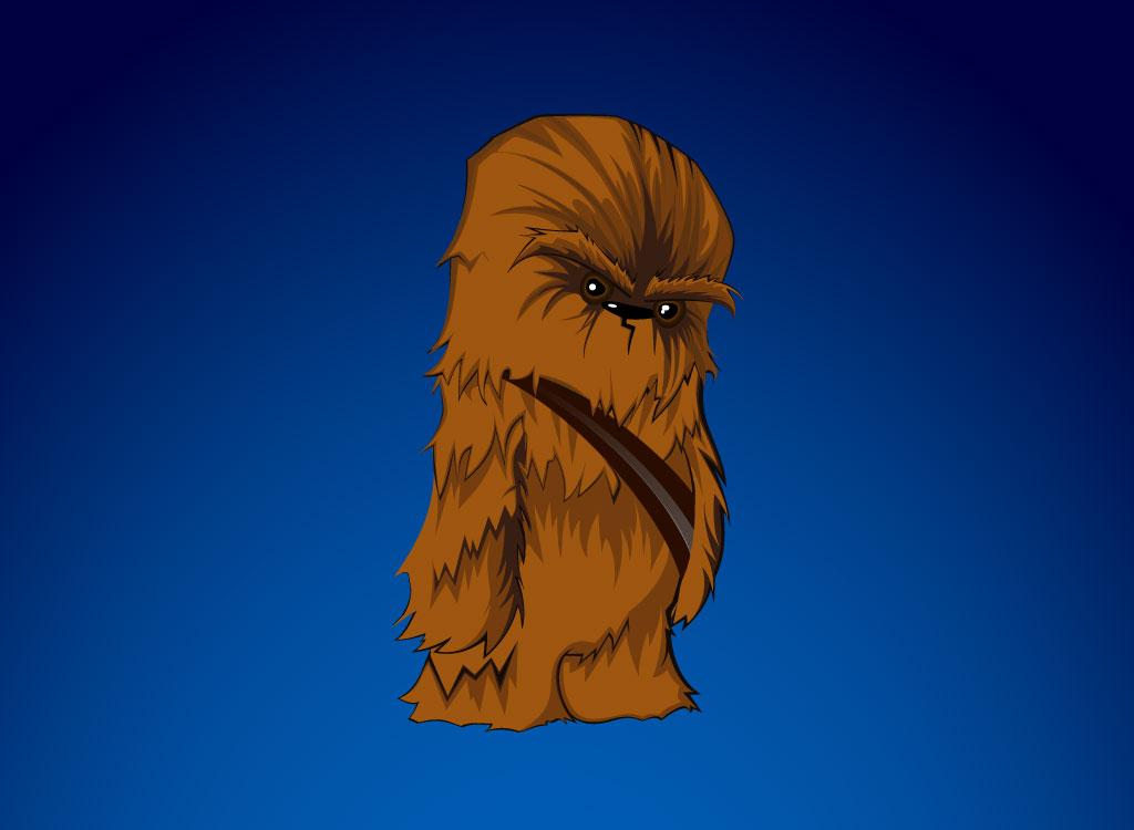 Chewbacca Graphics 1024x750
