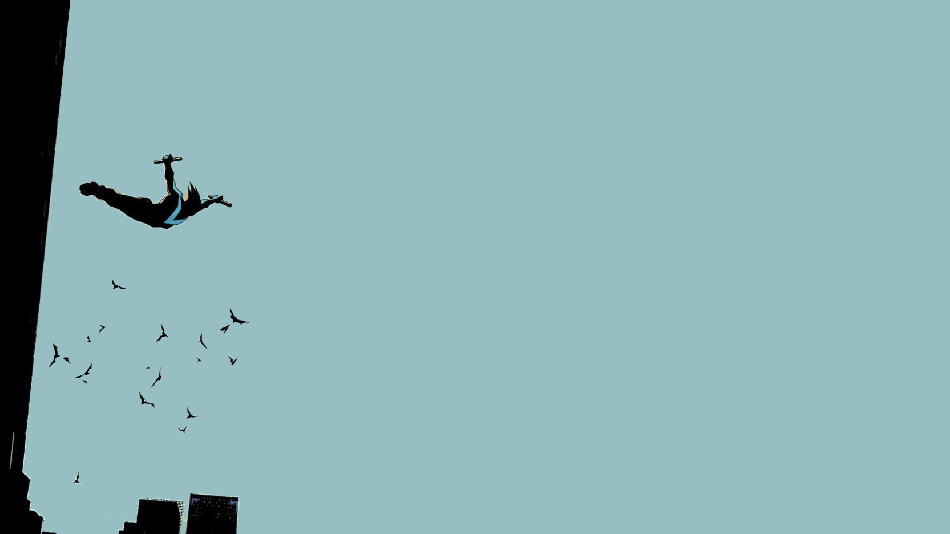 Nightwing Wallpaper Iphone Comics   nightwing wallpaper 1920x1080