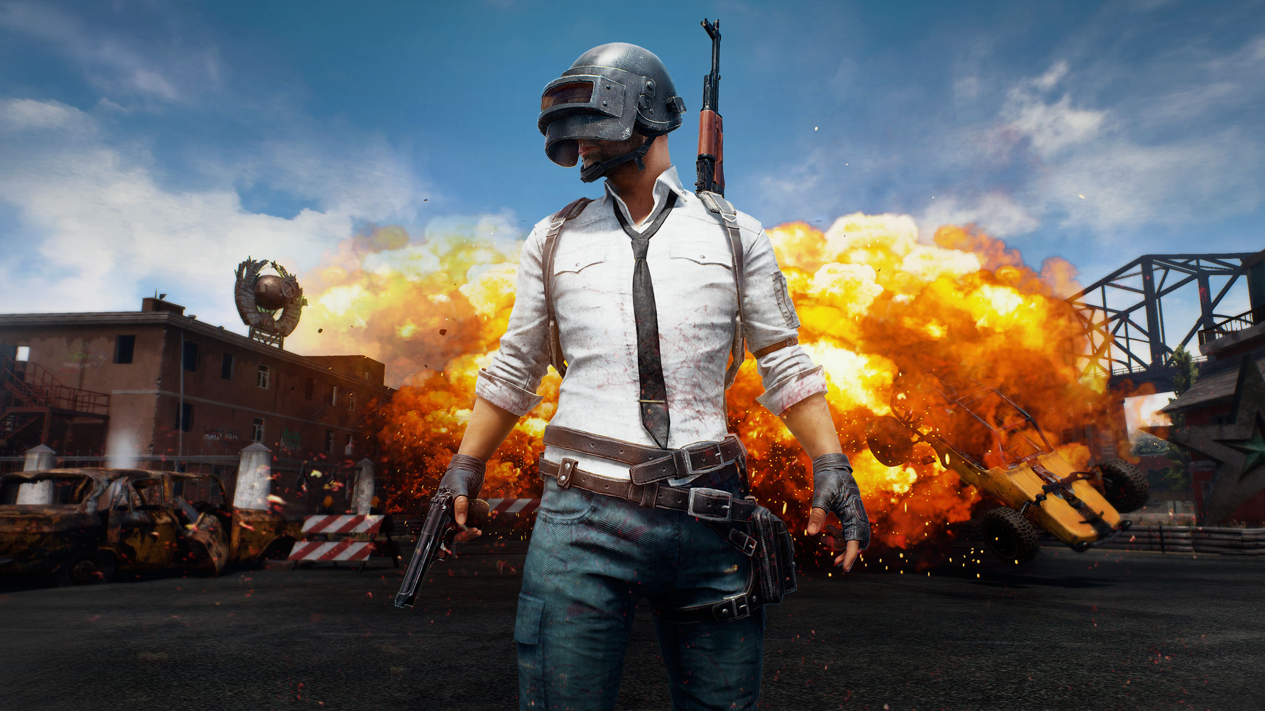 PLAYERUNKNOWNS BATTLEGROUNDS Wallpapers Pictures Images 2560x1440