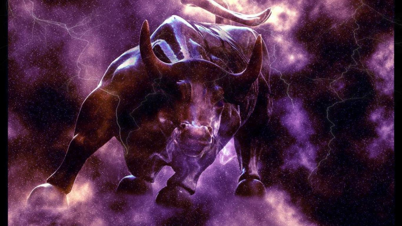 Taurus zodiac   117370   High Quality and Resolution Wallpapers on 1366x768