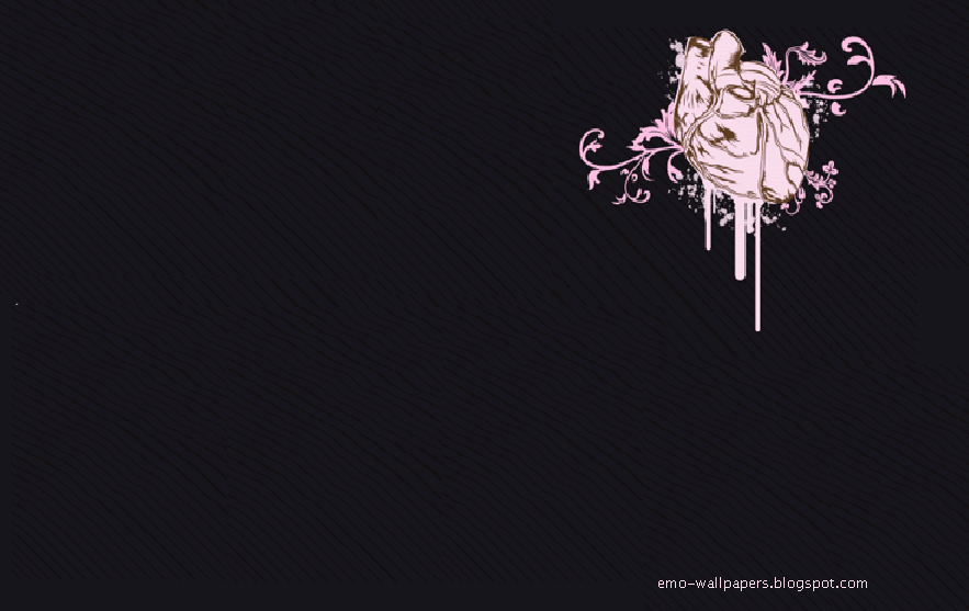 Latest Emo Wallpaper Emo Wallpapers of Emo Boys and Girls 883x557