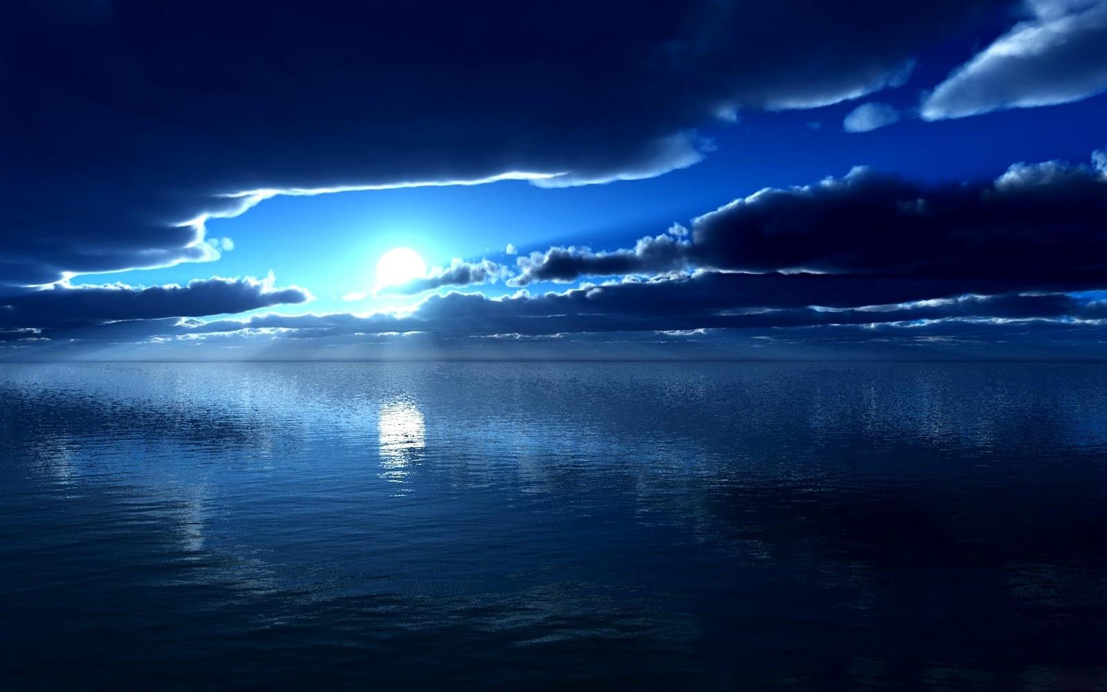 bestofluau Beautiful Night of Sky Wallpapers 1600x1000