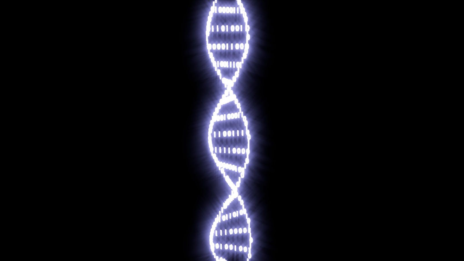 Dna Double Helix Wallpaper A binary double helix or 1600x900