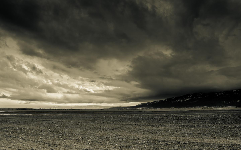 La Grande Storm Wallpaper 1440×900