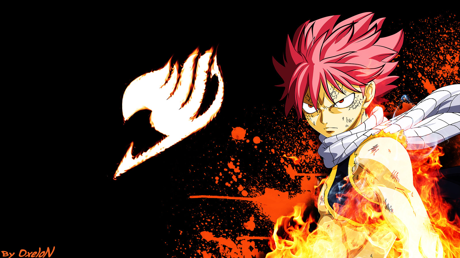 923 Fairy Tail HD Wallpapers | Backgrounds - Wallpaper Abyss - Page 12