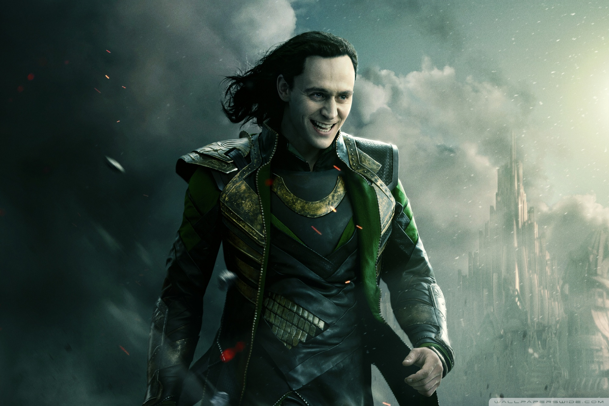 Thor The Dark World Loki Ultra HD Desktop Background Wallpaper for 2000x1333