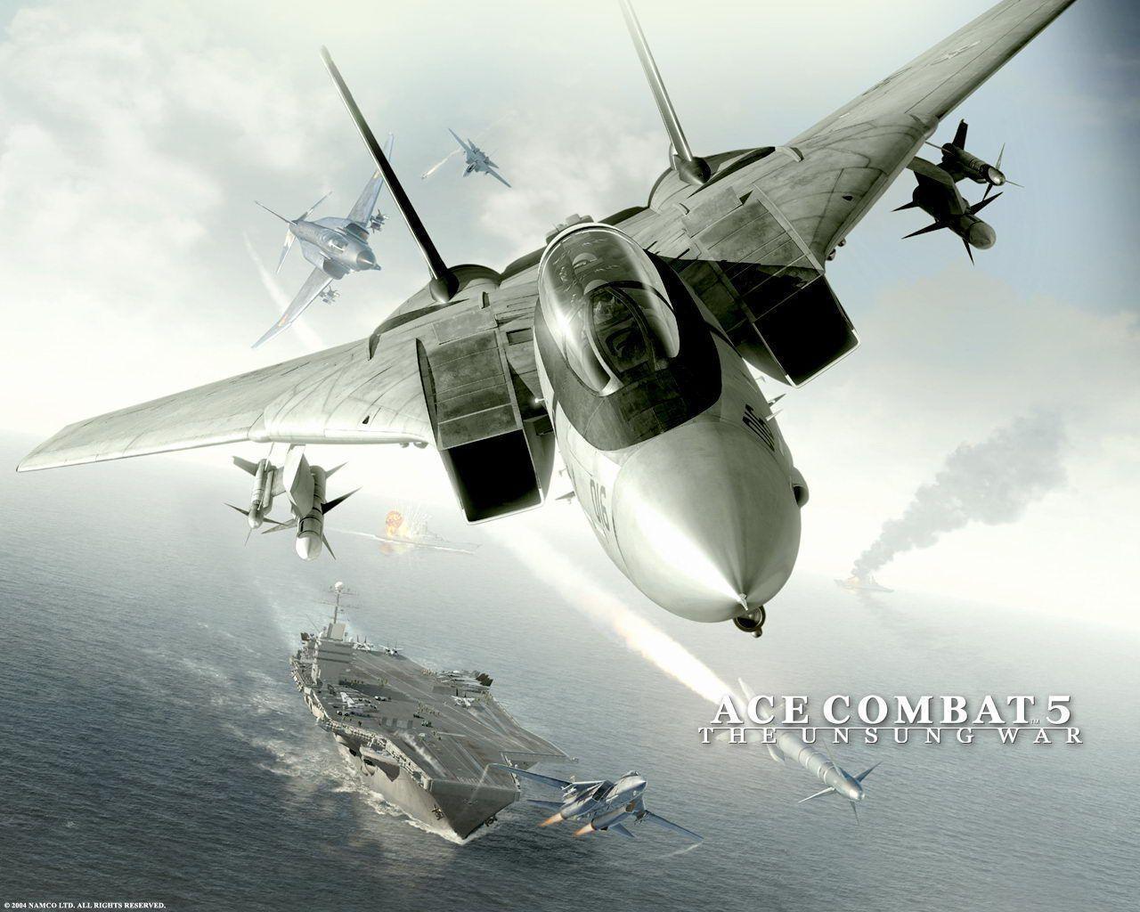 Ace Combat Wallpapers 1280x1024