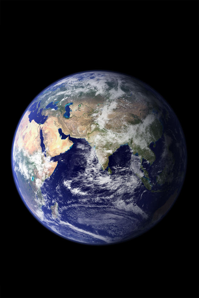 Planet Earth IPhone 4s Wallpaper Download Wallpapers IPad 640x960