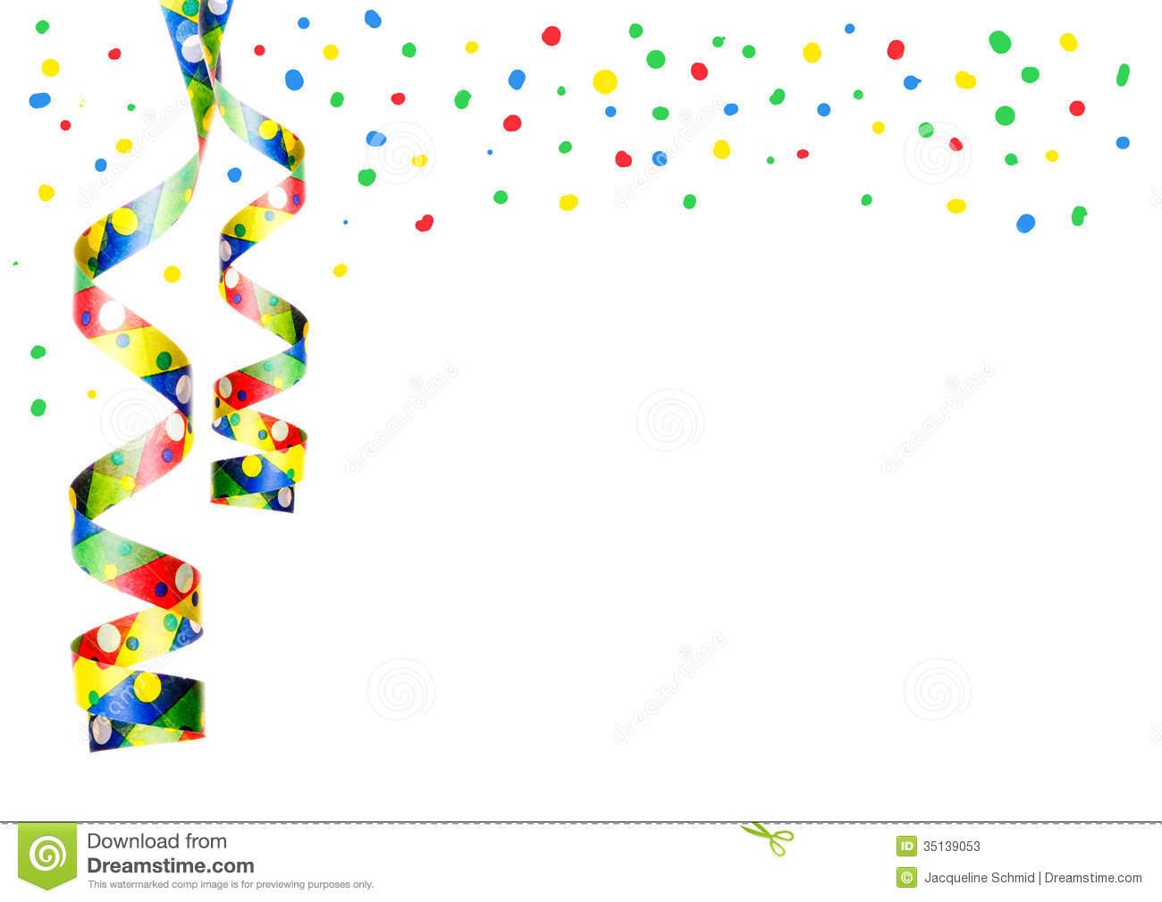 Confetti clipart party decoration   Pencil and in color 1300x1009