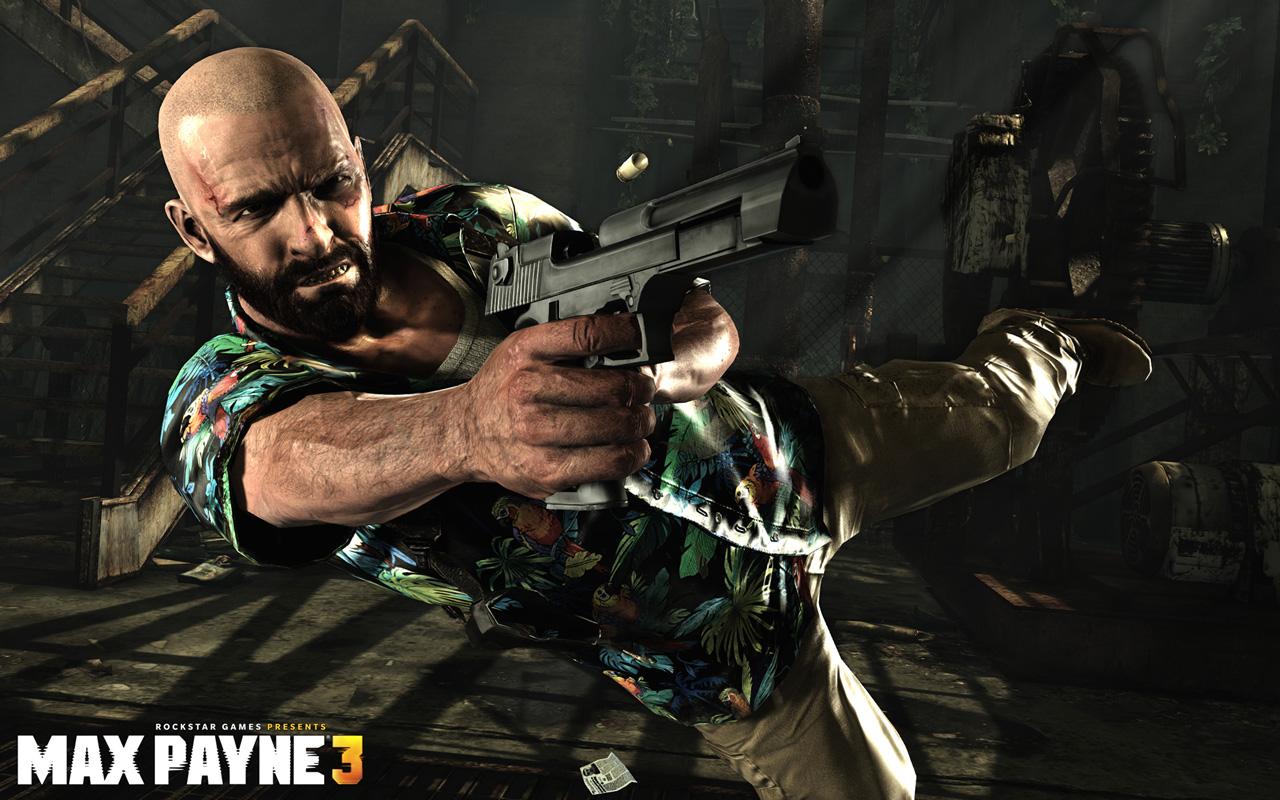 Max Payne 3 Max Payne 3den 2 wallpaper 1280x800