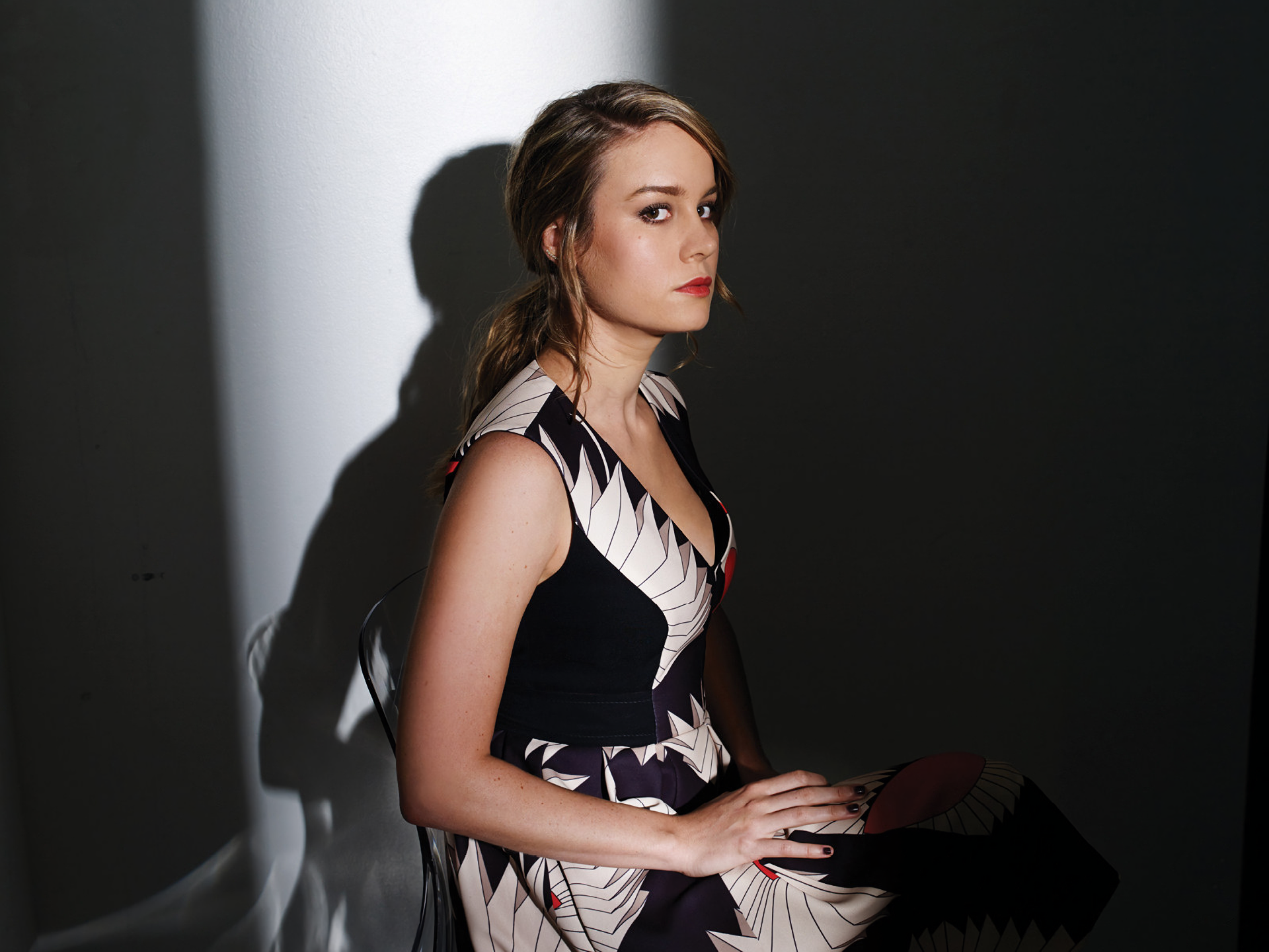 Brie Larson HD Wallpaper Background Image 1920x1440 ID 1920x1440