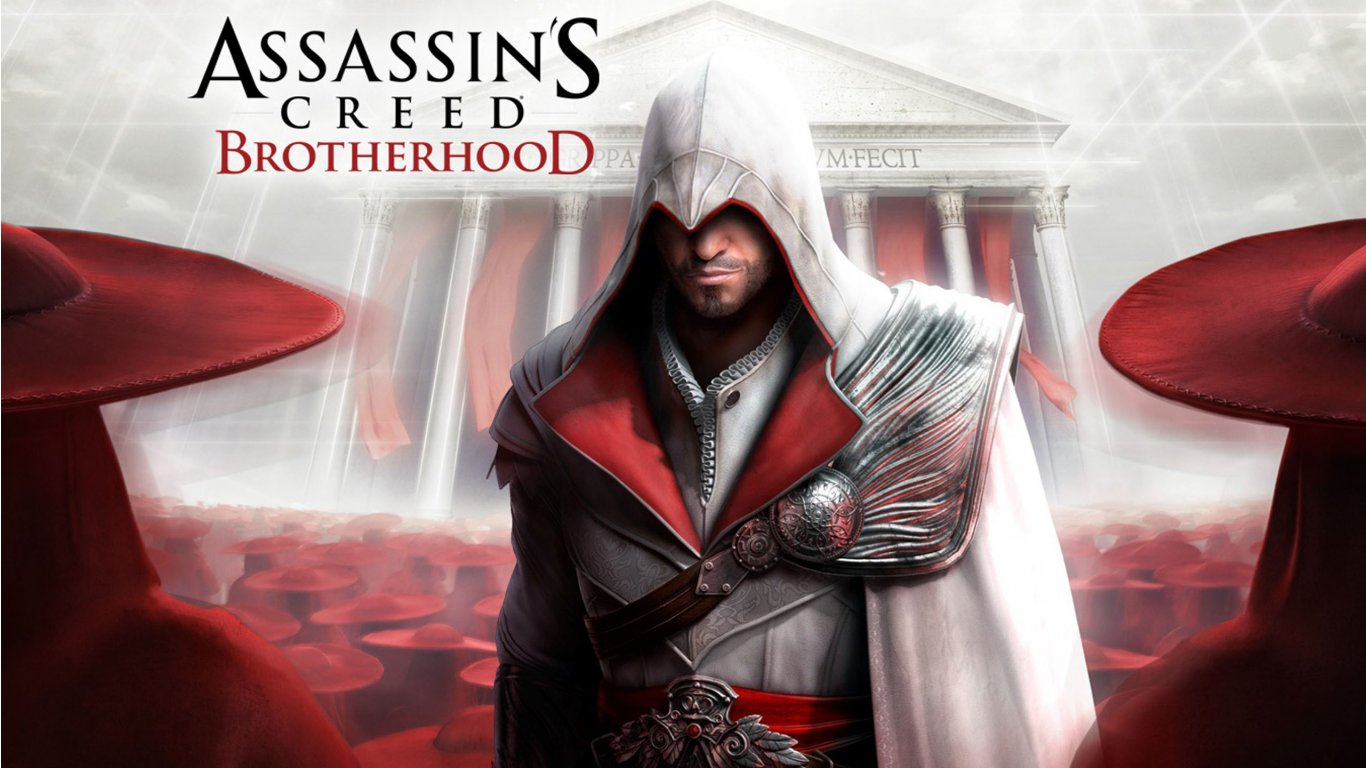 Assassins Creed HD Wallpapers 1366x768