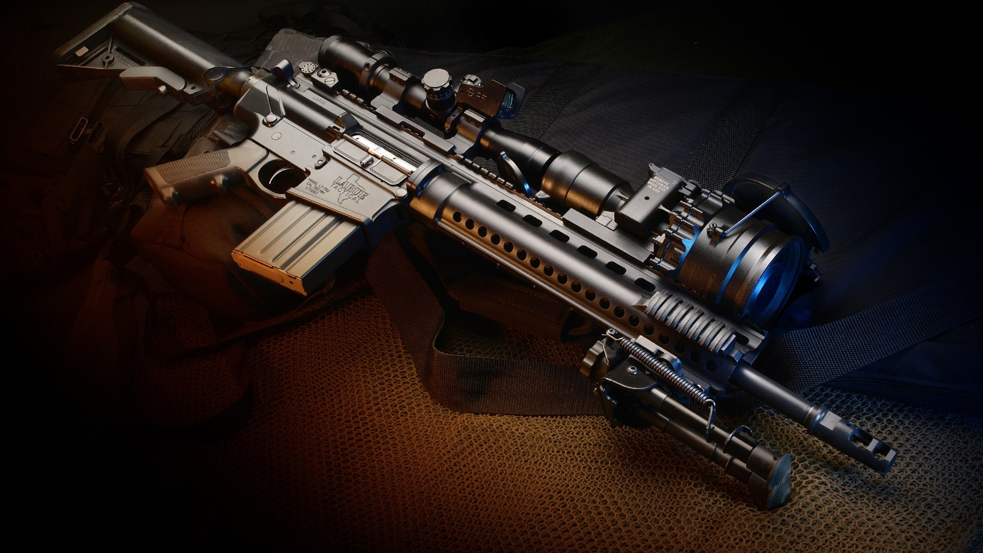 Assault Rifle M4 Rifles Exclusive HD Wallpapers 6935 1920x1080