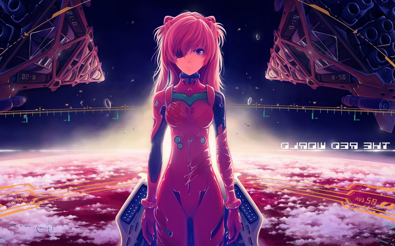 evangelion wallpaper hd anime - photo #23